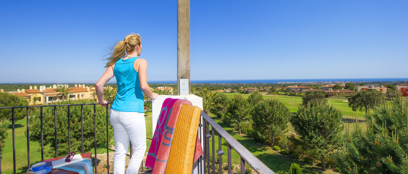 Costa Dorada Bonmont Balcony View