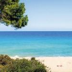 Costa Dorada Bonmont Beach