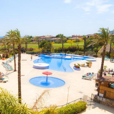 Costa Dorada Bonmont Pool Area