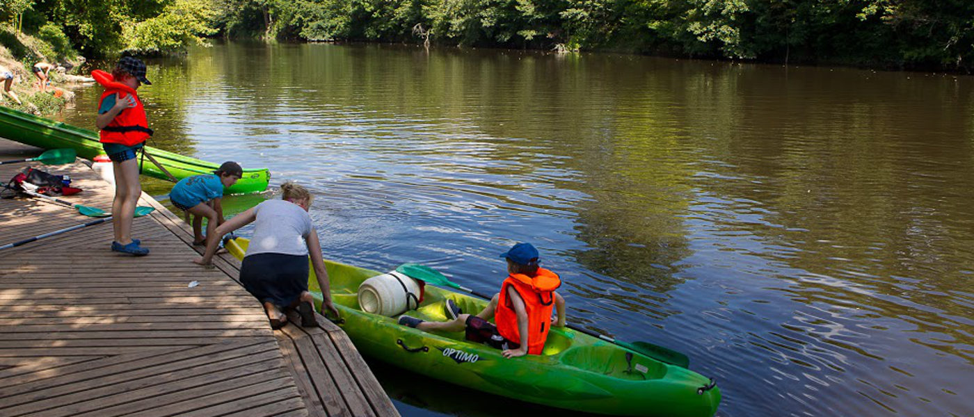 Dordogne Le Paradis Canoe