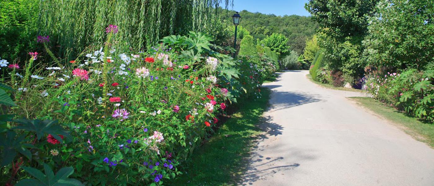 Dordogne Le Paradis Flowers