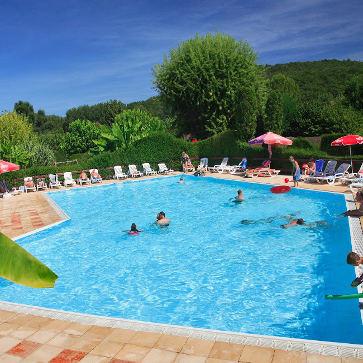 Dordogne Le Paradis Main Pool