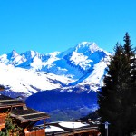 Firefly Holidays Arc 1800 Chantel Mont Blanc View