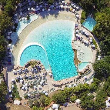 Les Restanques Ariel Pool