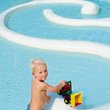 Les Restanques Toddler Pool