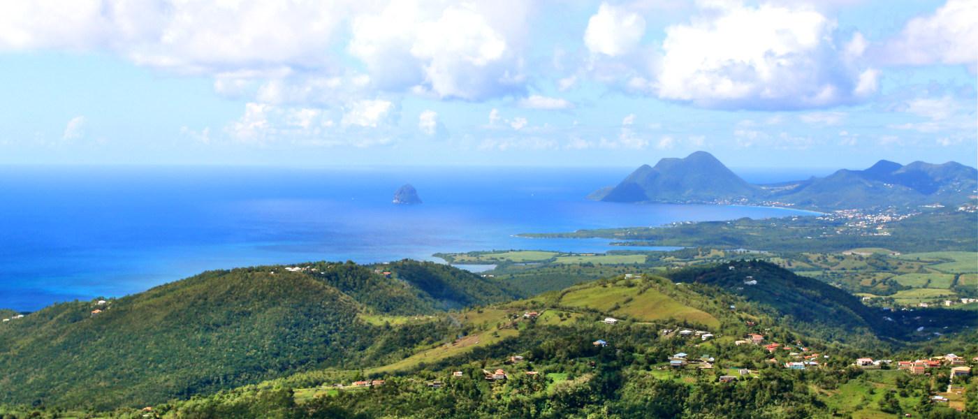 Martinique Landscape