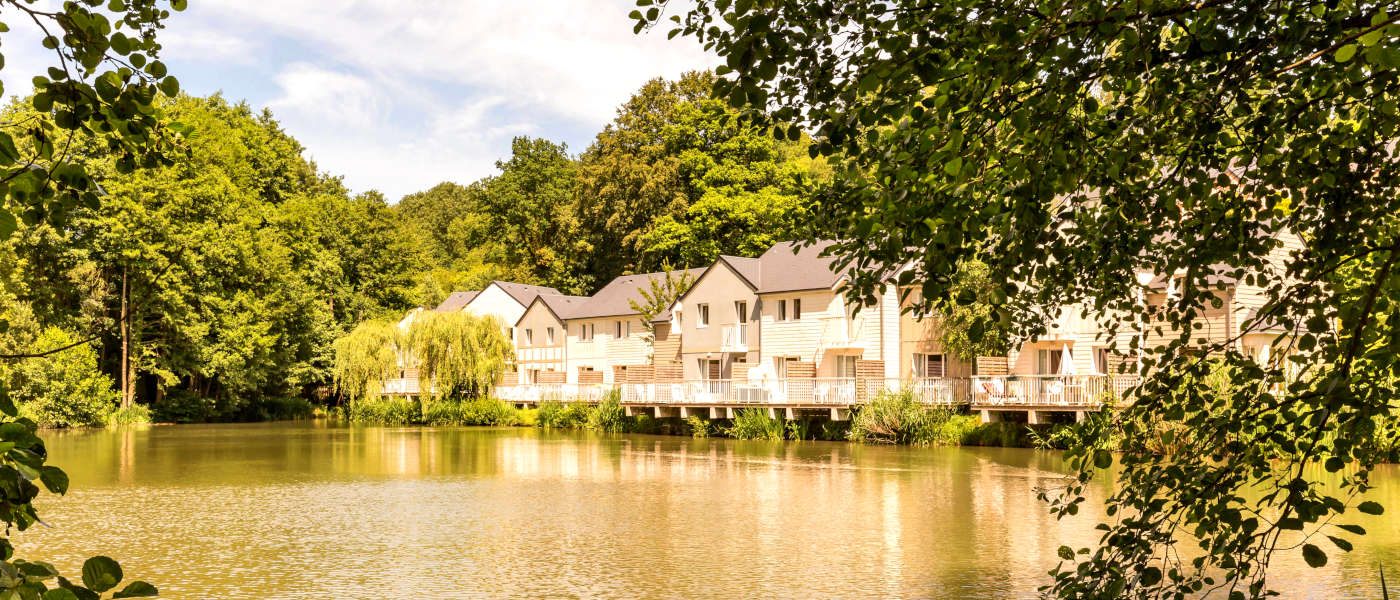 Normandy Garden Lake Houses