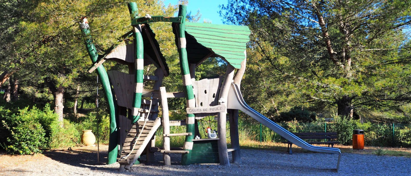 Pont Royal Play Area