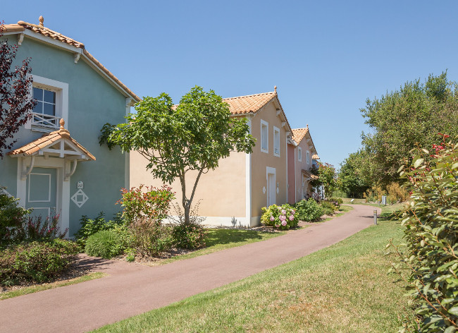 Port Bourgenay 2.3 Bed House Exterior