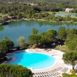 Provence Pont Royal Aerial