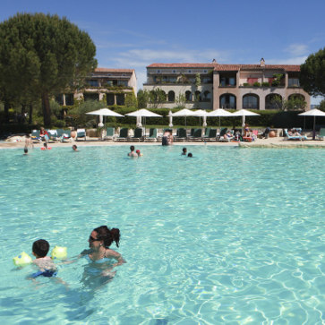 Provence Pont Royal Pool 2