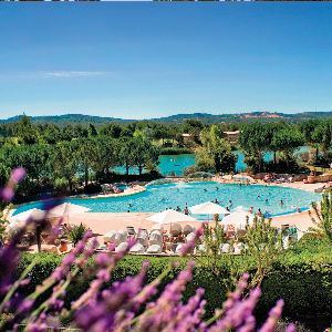 Provence Pont Royal Pool and Lake