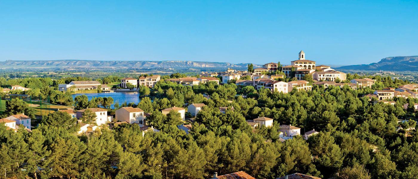 Provence Pont Royal Setting 2