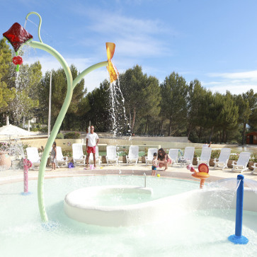 Provence Pont Royal Spray Park