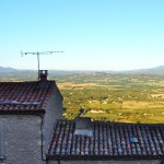 Roussillon from Gordes
