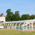 St Julien Foret Chateau and Pool