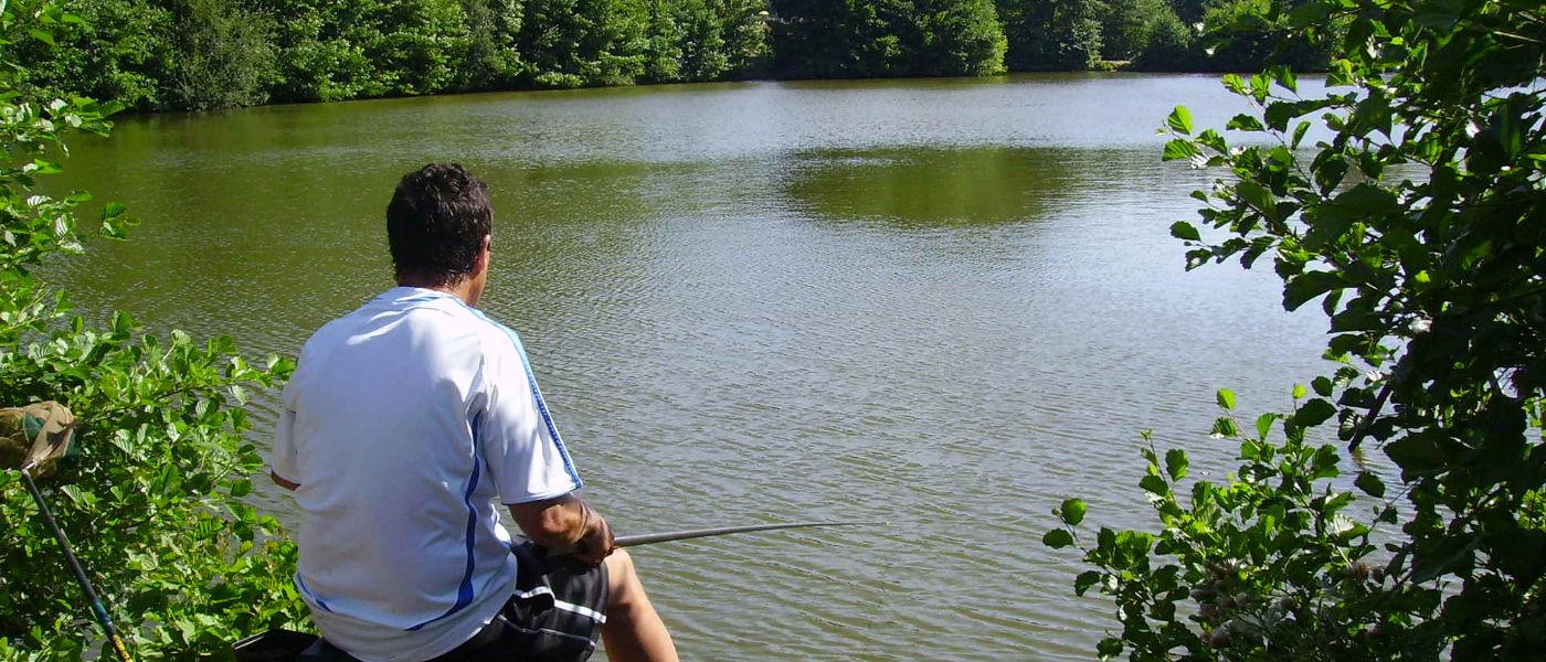 St Julien Foret Fishing