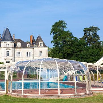 St Julien Foret Pool Exterior