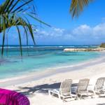 Guadeloupe Ste Anne Beach