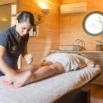 Domaine de Sevenier Spa Massage
