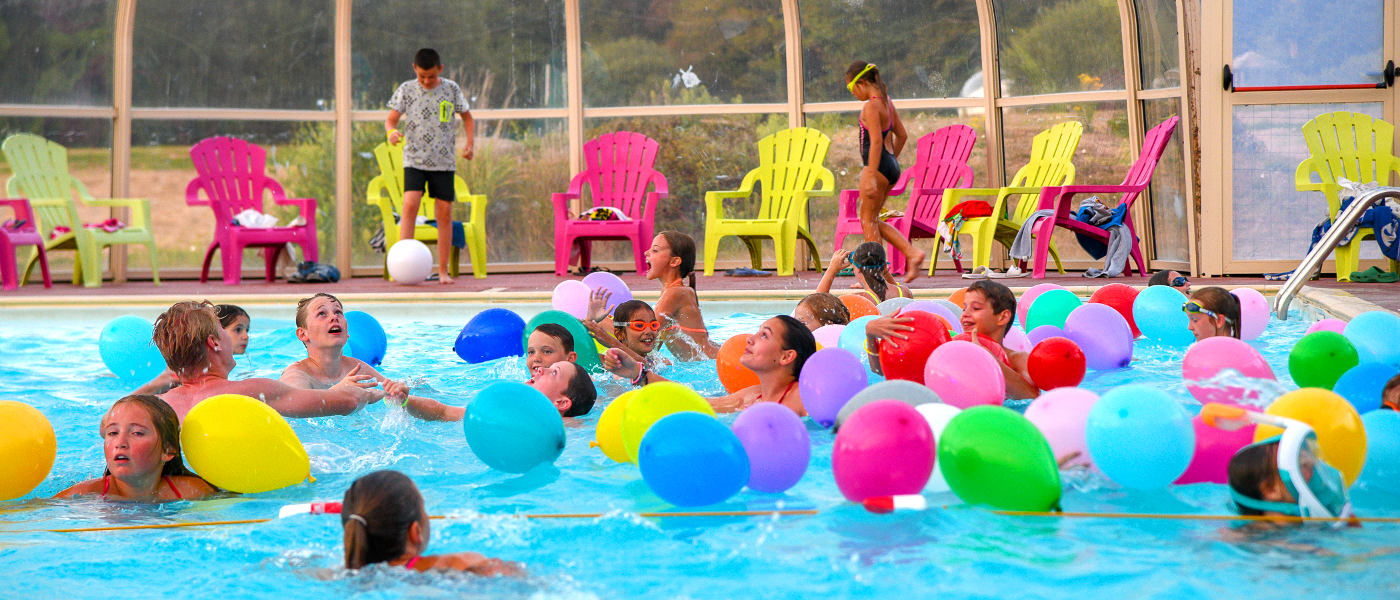 Firefly Holidays Chateau La Foret Pool Party 1