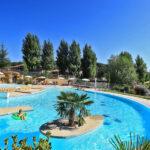 Domaine de Sevenier Pool With View