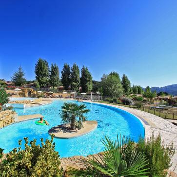 Domaine de Sevenier Tropical Pool