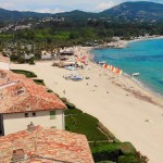 Port Grimaud Beach Aerial 1