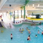 Belle dune indoor pool with waterslide