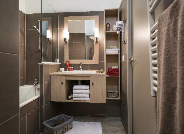 Val d'Isere, Les Chalets de Solaise - Bathroom