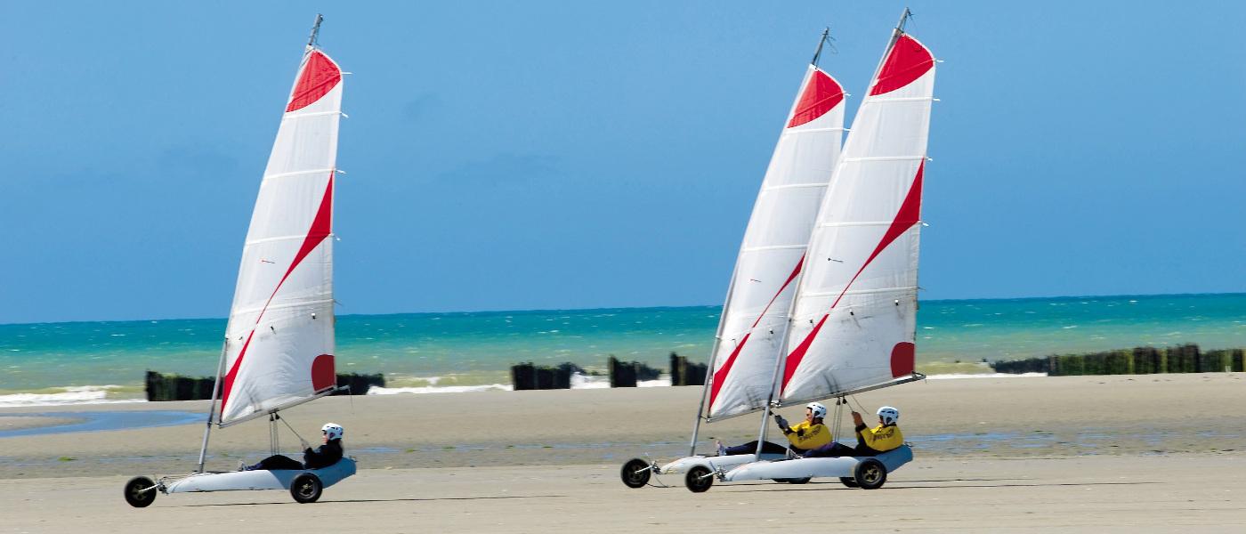 wind sailing belle dune
