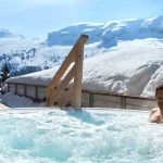 Flaine Terrasses Helios Hot Tub 600h