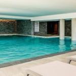 Flaine Terrasses Helios Pool