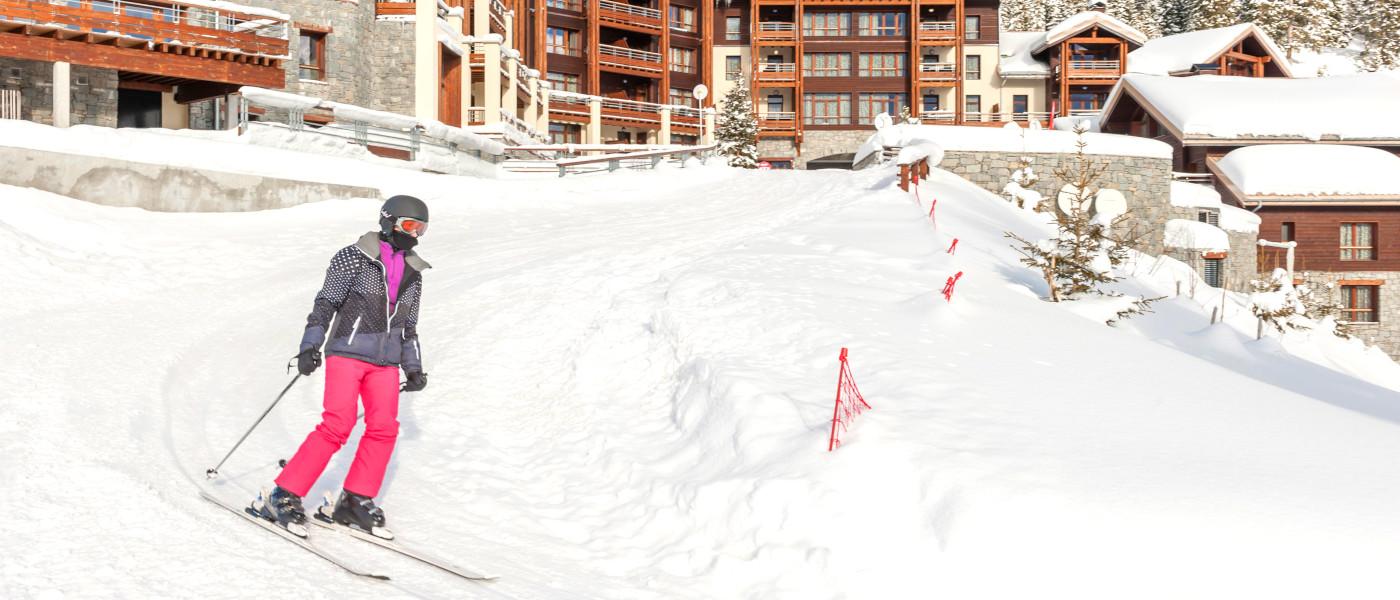 Flaine Terrasses Helios Ski Out