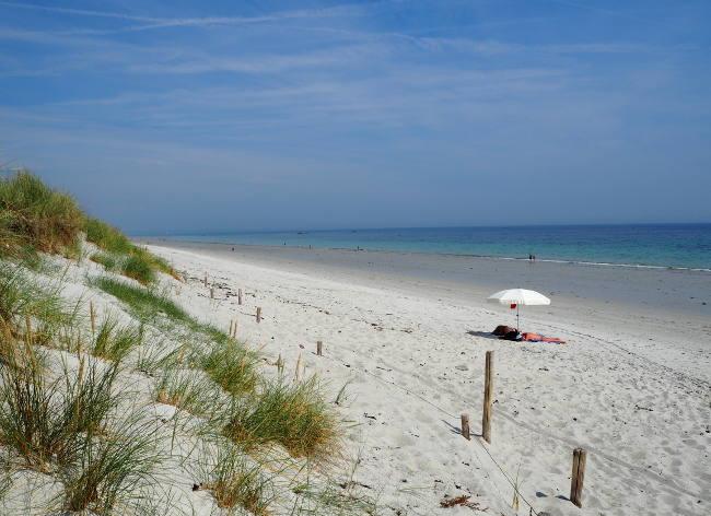 Beg Meil, Camping L'Atlantique - Beach