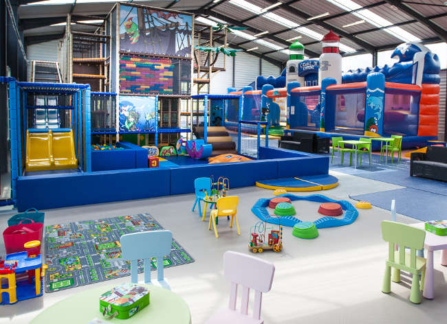 Beg Meil, Camping L'Atlantique - Indoor Play