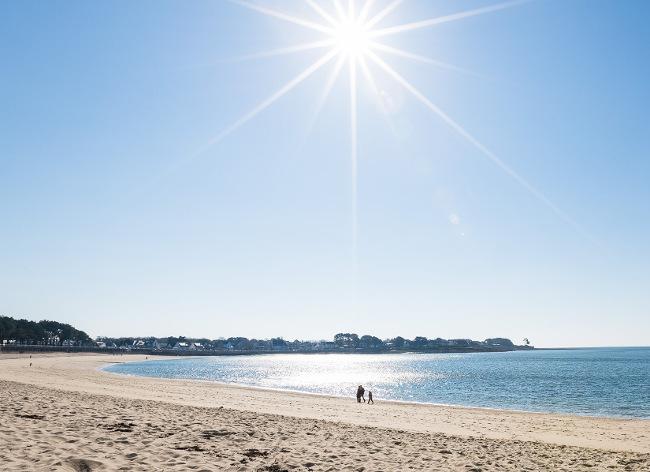 Benodet, L'Escale St Gilles Beach