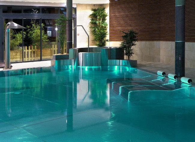 Benodet, L'Escale St Gilles Indoor Pool