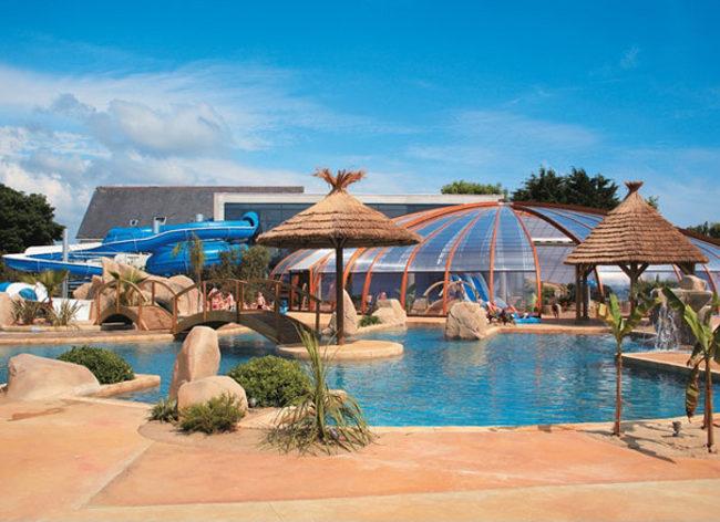 Benodet, L'Escale St Gilles Outdoor Pools