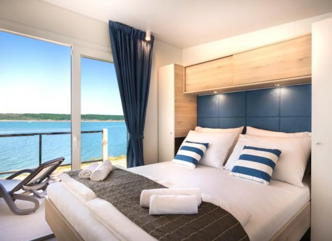 Lanterna Resort - Marbello Premium sea view ensuite double