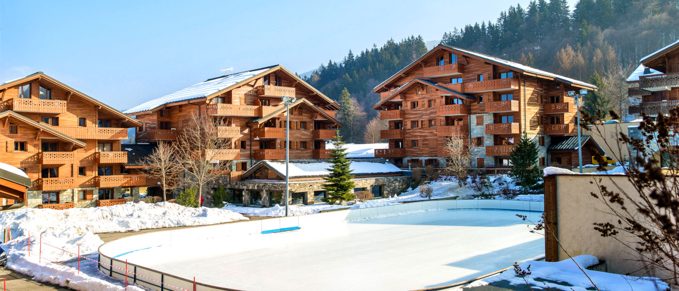 Firefly Holidays Les Carroz Complex