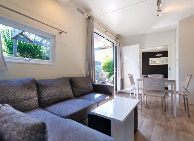 Les Sablons - VIP 3 Bedroom 'Taos', comfortable family living area
