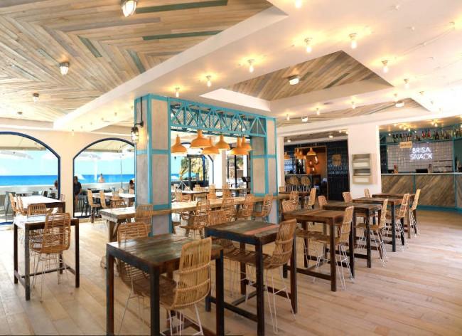 Firefly Holidays Tamarit Beach Resort Brisa Snack Interior 600h