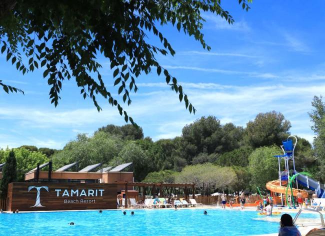Firefly Holidays Tamarit Beach Resort Pool 1 600h