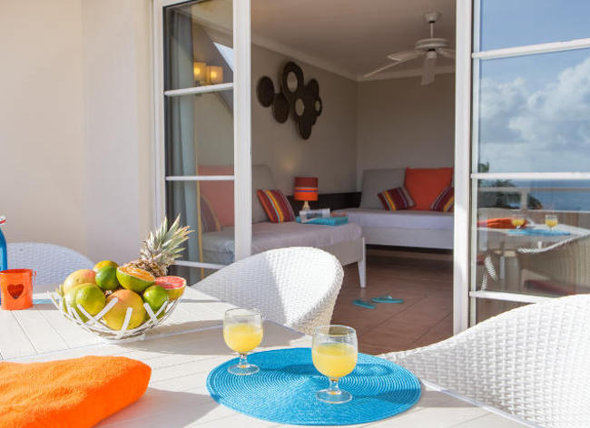 Guadeloupe, Premium Residence Les Tamarins - Outdoor Living