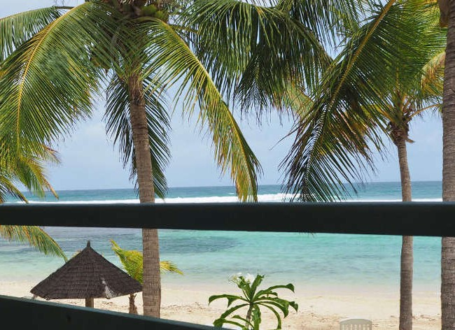 Guadeloupe, Premium Residence Les Tamarins - View From Le Balou