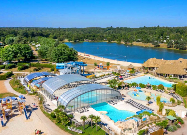Les Alicourts - Top Waterpark and Lake