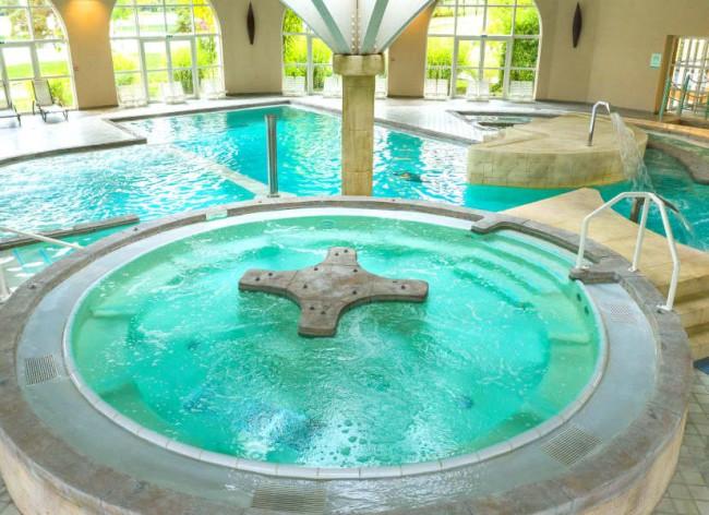 Les Alicourts Resort - Spa Pools