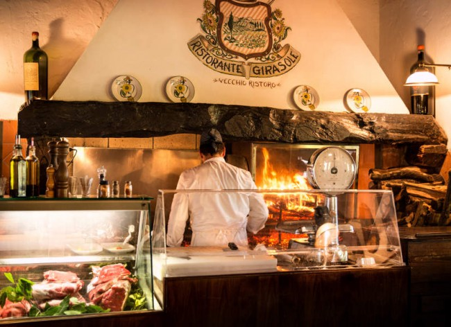 Norcenni - Grill and a'la carte restaurant