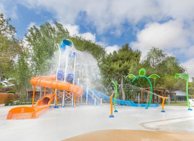 Tamarit Beach Resort - Waterslides and Spray Play
